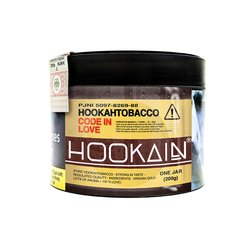 Hookain Tobacco 200g - Code in Love