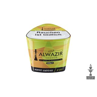 Al Wazir Tobacco 250g - Happy Buddha | No. 23