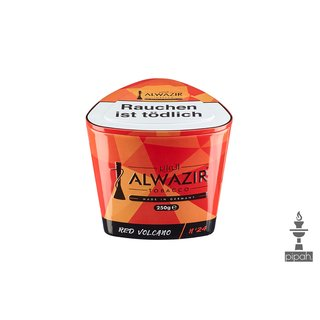 Al Wazir Tobacco 250g - Red Volcano | No. 24