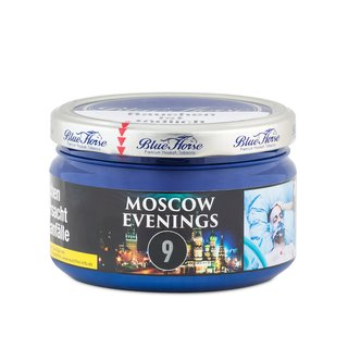 Blue Horse 200g - Moscow Evenings - #9