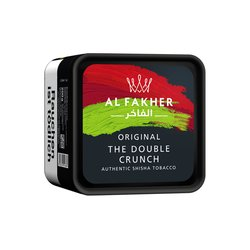 Al Fakher Tobacco 1KG - The Double Crunch