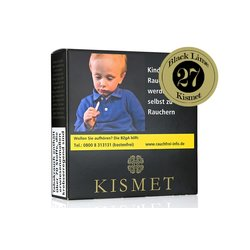 Kismet Noir 200g | Black Lime | #27
