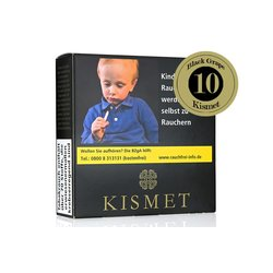 Kismet Noir 200g | Black Grape | #10
